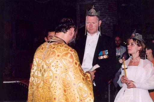 Bröllop i Tbilisi